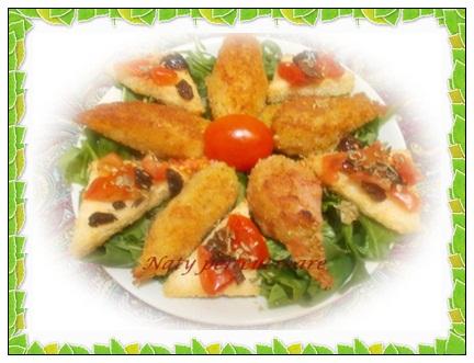 Fiori di zucchina ripieni - Ricetta estiva