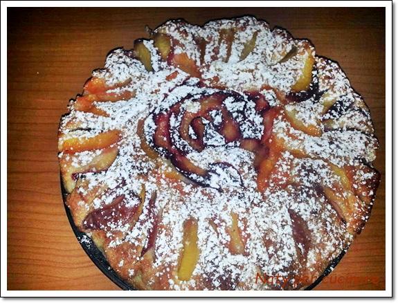 torta frutta stagione Ricetta veloce
